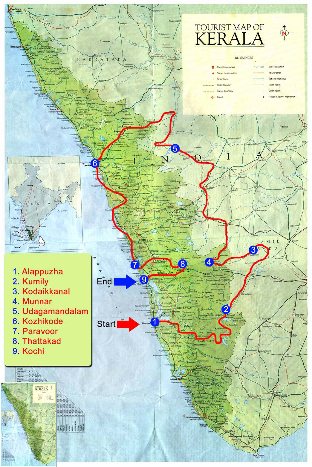 Bike Tours And Vacations In Kerala Motorbike Motorcycle